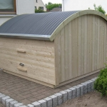 Gartenbox, GB-B180, Fichte KDI