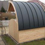 Gartenbox, GB-A180, Lärche